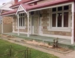 Image result for bullnose verandah images