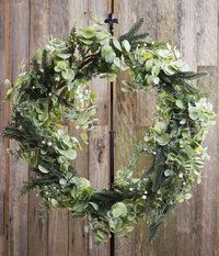 Australian Christmas wreath 55cm