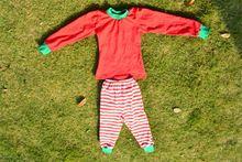 Boys Girls toddler Christmas pajama sets clothing teenage child christmas…