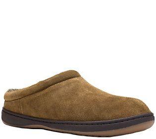 Tempur-Pedic Men's Mule Slip-on Slippers - Arlow