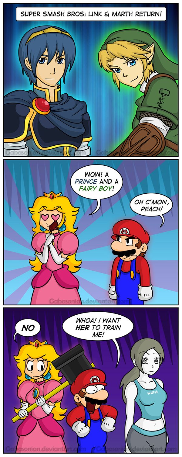 Smash Mingle by Gabasonian.deviantart.com on @deviantART