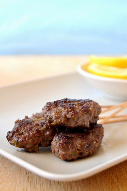S vášní pro jídlo: Kebaby
