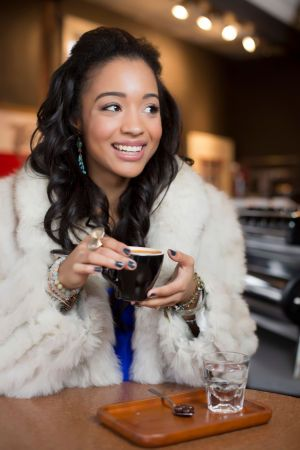 Dynamic People: Erinn Westbrook   From the classrooms of John Burroughs School and Harvard University to the hallways of Glee's McKinley High, St. Louis native and Hollywood starlet Erinn Westbrook is acing it.