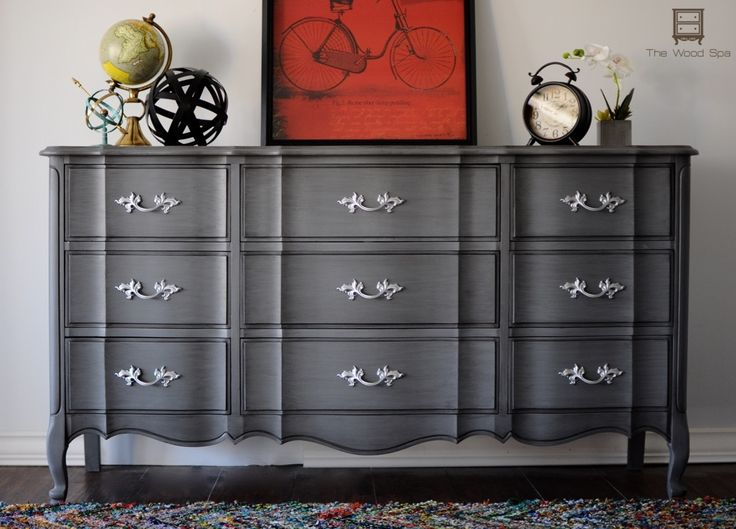 Patricia's French Provincial Dresser