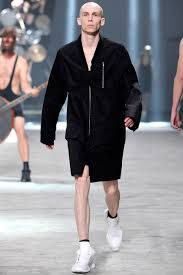 Risk Owens SS14 #Fashion #SS14 #StreetStyle #RickOwens