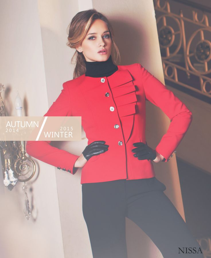 #nissa #fashion #fashionista #style #outfit #model #beautiful New Collection Fall/Winter 2014-2015 www.nissa.ro