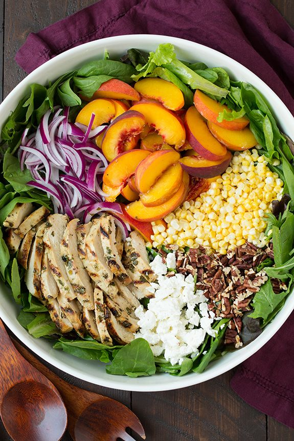 best images about salads on Pinterest | Banana fruit, Mexican salads ...