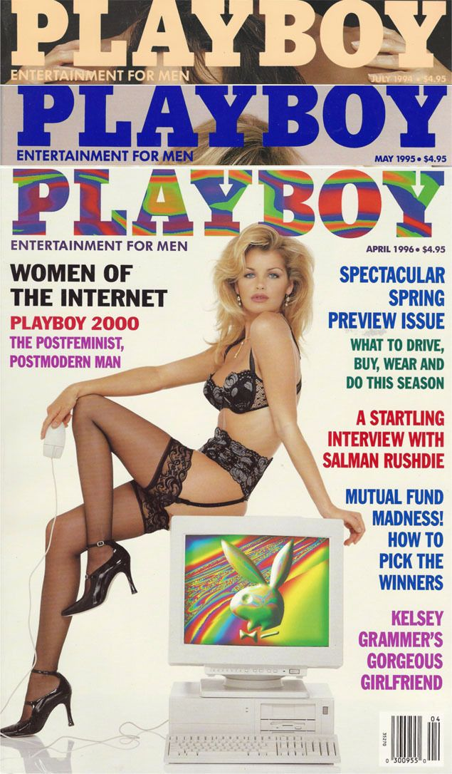 Adult magazine back issue