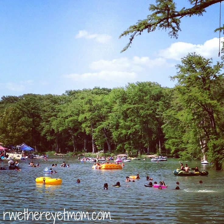 10 Tips to Enjoy Garner State Park ~ Concan, Texas - R We There Yet Mom?