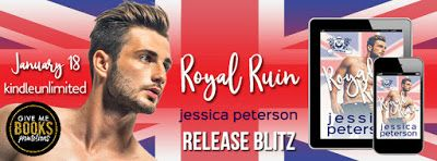 Abibliophobia Anonymous                 Book Reviews: **RELEASE BLITZ With Giveaway** Royal Ruin by Jess...