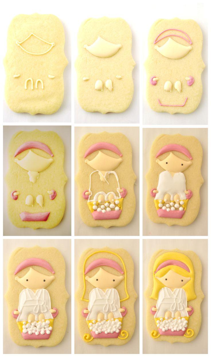 How to make spa cookies