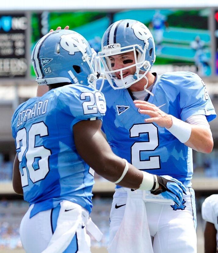 North Carolina Football - Tar Heels Photos - ESPN