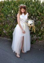 Юбки для девичника, для вечеринки, фатиновые пышные : фотографии Свадьба