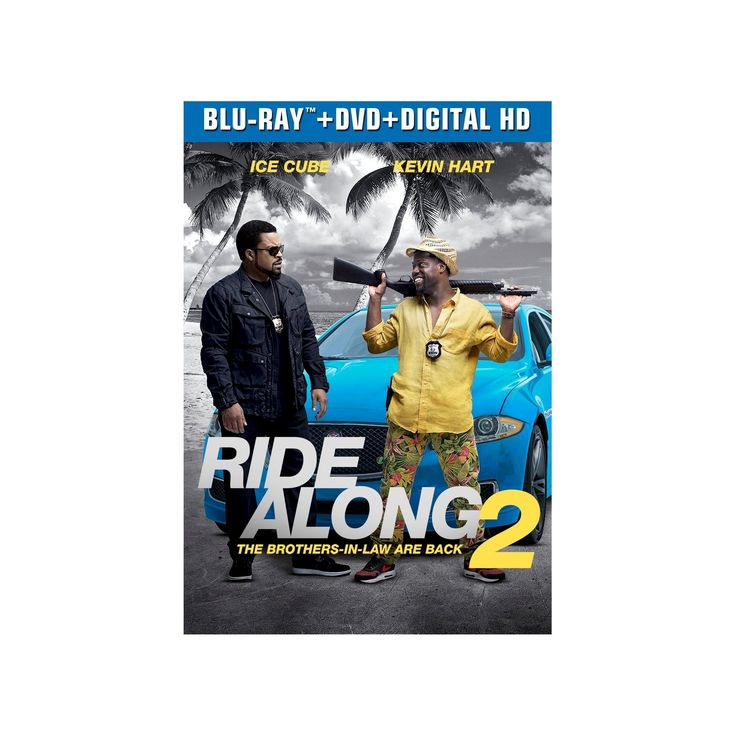 Ride Along 2 (Blu-Ray/Digital)