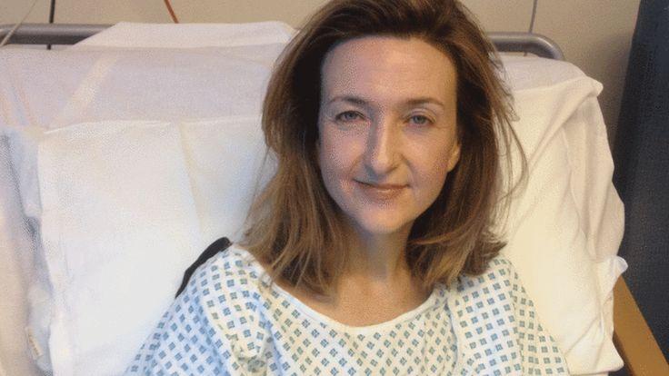 Victoria Derbyshire's breast cancer diary
