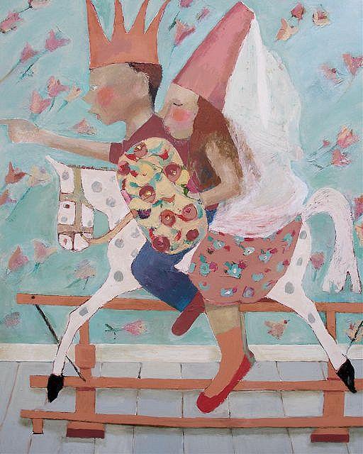 White Horse Adventure  -- Catriona Millar