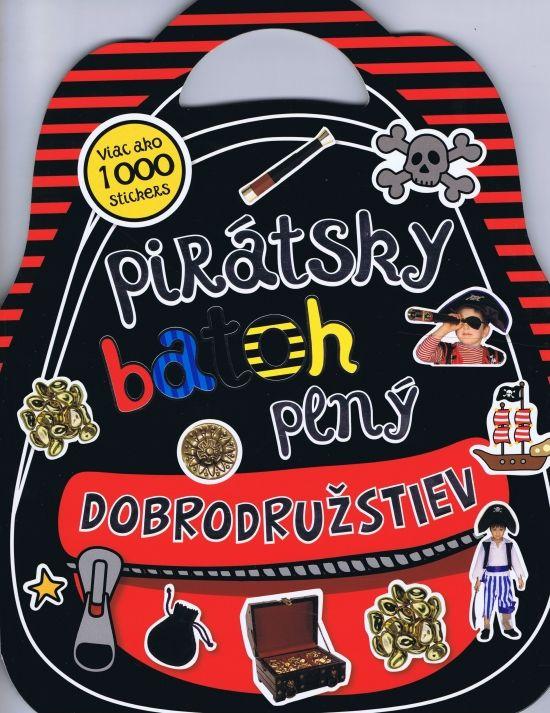 Paperback: Pirátsky batoh plný dobrodružstiev (autor neuvedený) | bux.sk