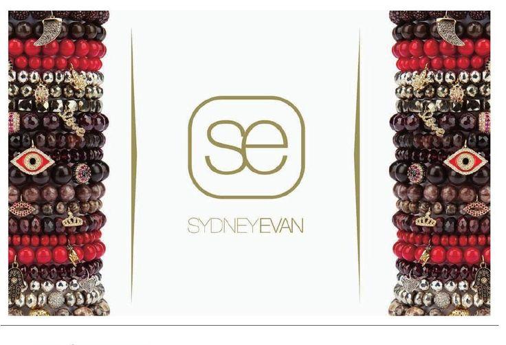 Sydney Evan from Malouf's