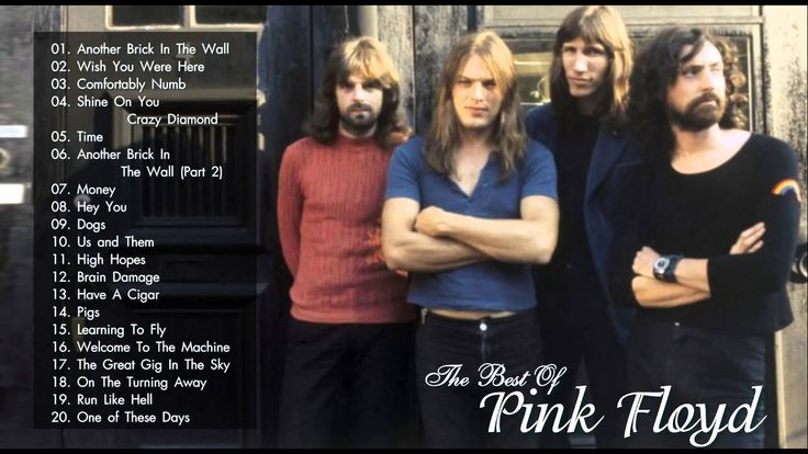 Pink Floyd Greatest Hits - The Best Of Pink Floyd
