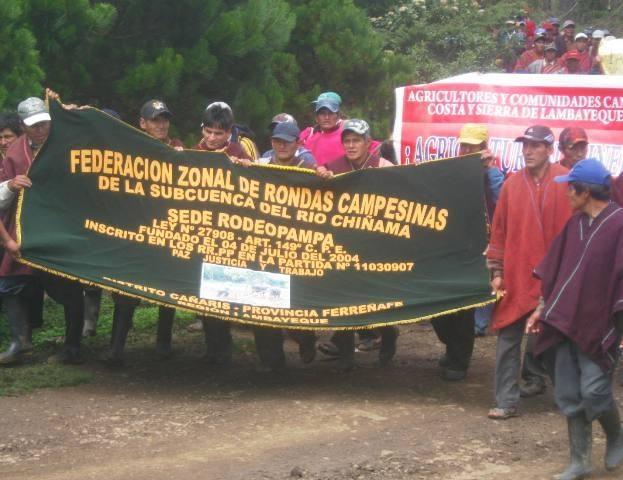 Perú: Chiclayo: Pobladores de Incahuasi también dicen ´no´ a la minería
