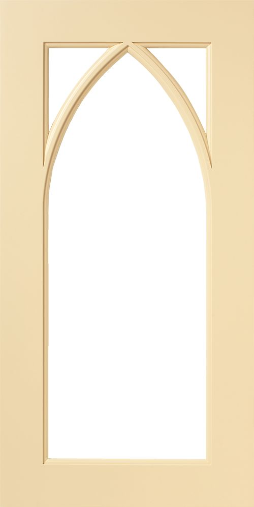 Gothic Cabinet Door Frame And Mullion Muntins