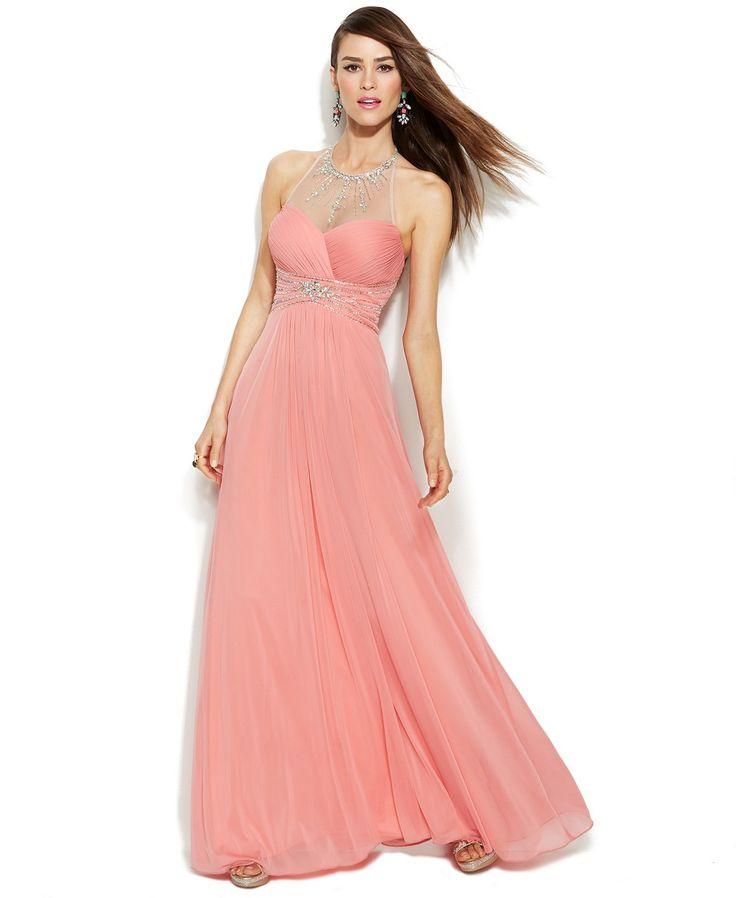 10 best Prom dresses images on Pinterest   Dress prom, Grad dresses ...