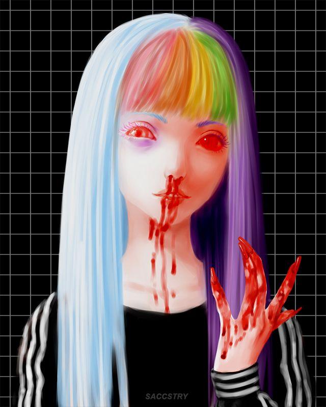 346 Best Horror Gore Guts Images On Pinterest: 509 Best Cute Pixels☼ Images On Pinterest