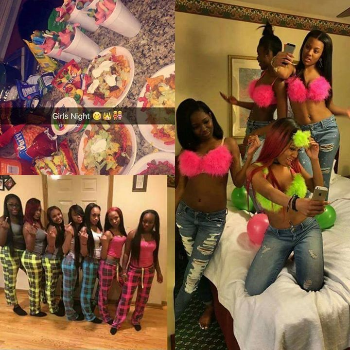 Squad Friends 19th Birthday Party Pic Party Dresses Dressesss