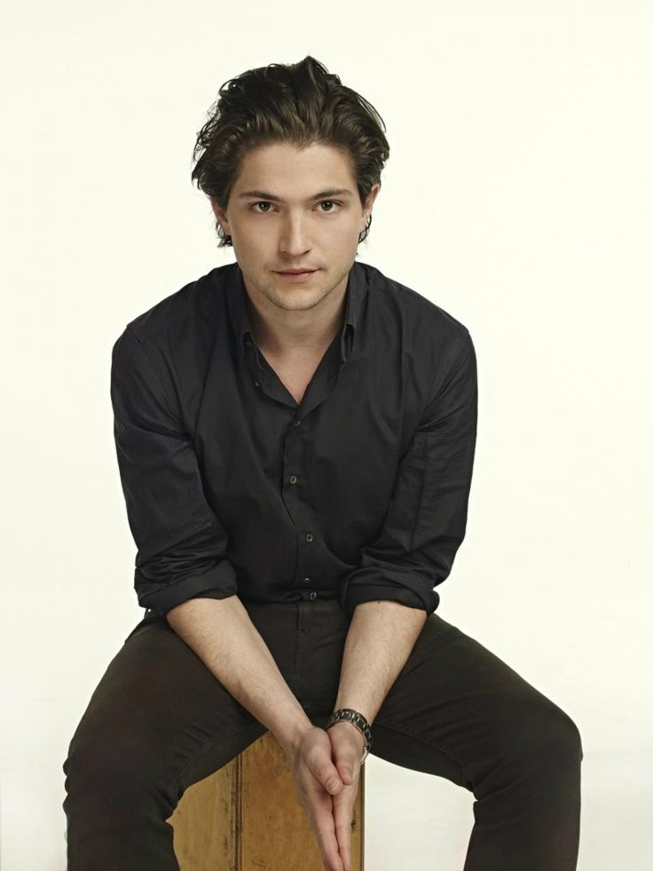 Thomas Mcdonell as Finn Collins in The100