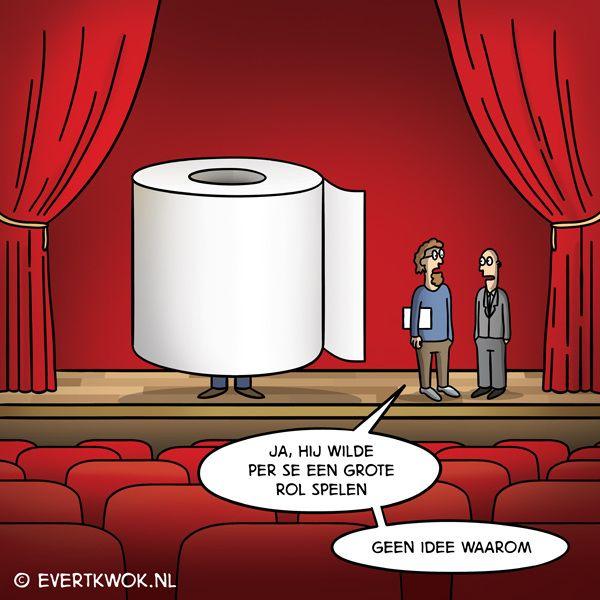 Geen idee waarom. #cartoon