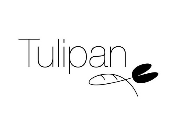 """brand for """"Tulipan"""" bakery"""