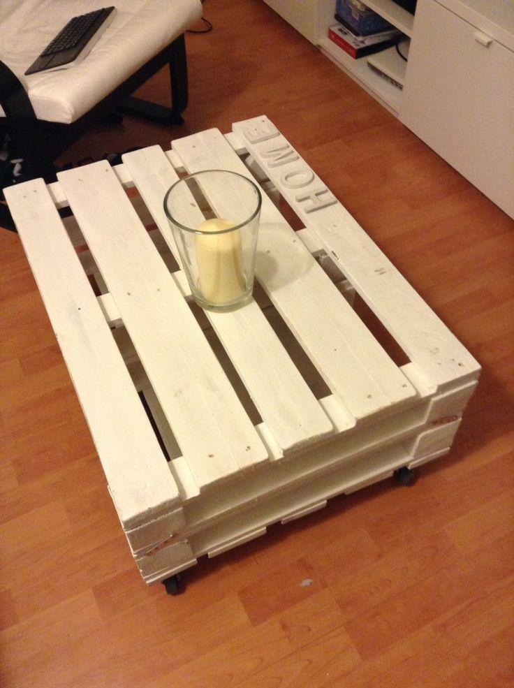 1000 im genes sobre mesas y mesas auxiliares de palets en - Mesa de palets ...