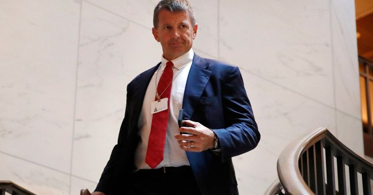 Mueller Reportedly Has Evidence Blackwater Founder Tried to Set Up a Trump-Putin Back Channel Erik Prince has previously denied allegations of a scheduled meeting with a Russian close to the Kremlin.