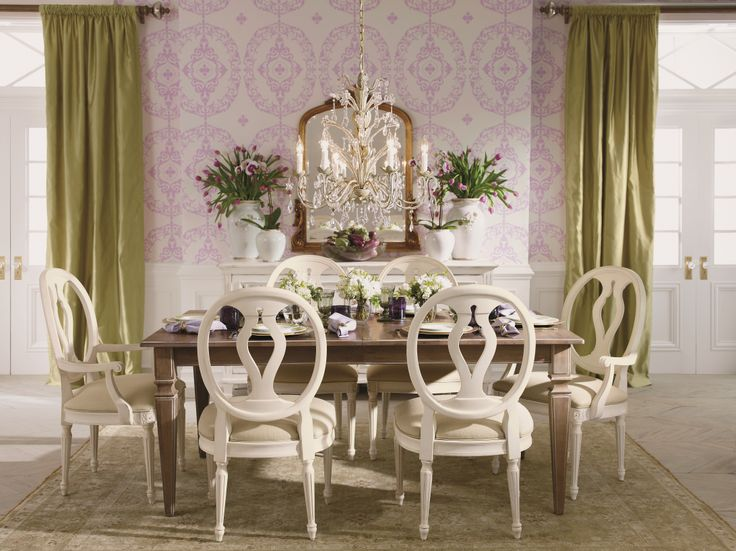 Buy Ethan Allens Avery Extension Dining Table Or Browse Other Products In Tables
