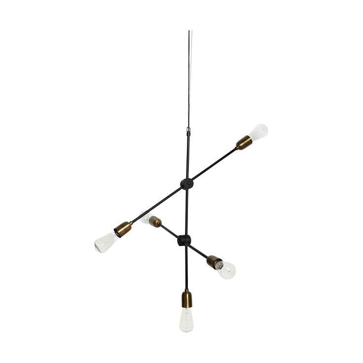 Kjøp Molecular Lampe 68 cm - House Doctor. Kjøkkenprodukter hos Kitchentime