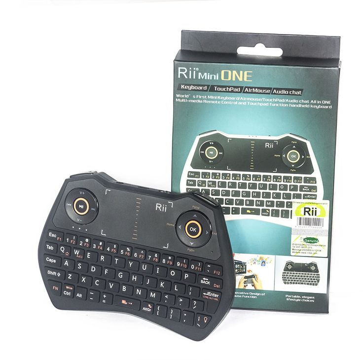 ==> [Free Shipping] Buy Best 10 Pcs Rii Mini i28 Russian English Wireless Air mouse Backlit Audio Touchpad Combo Gaming Keyboard for HTPC Android TV Box PC Online with LOWEST Price | 32656507002
