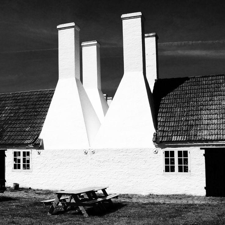 Smoke House on the island of Bornholm. #smokehouse #räucherei #røgeri #hasle #bornholm #danmark #denmark #dänemark