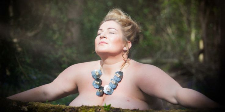 'It's taken me over 21 years to finally accept my body.'