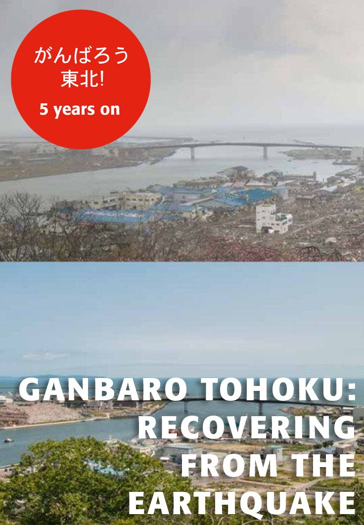 In the wake of the #Tohoku #Earthquake, once the aftershocks had died down and the waters receded, where did the residents of northern #Japan find themselves?