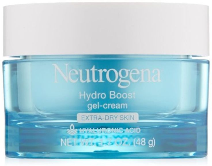Hydro Boost Gel-Cream Hyaluronic Acid Dry Skin Fragrance-Free 1.7-Oz Pack of 3 #SkinCare