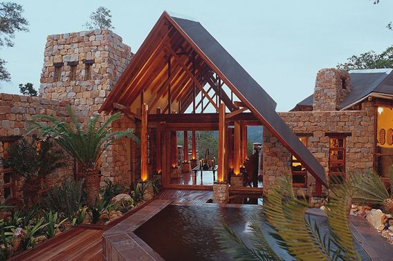 Tsala Treetop Lodge - Plettenberg Bay, South Africa