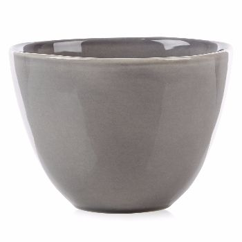 Kelly Hoppen London Zen Cereal Bowl : Designed by international interior design guru Kelly Hoppen, the Zen Collection side plates are crafted from hard-wearing stoneware and hand finished in three neutral, signature Kelly shades.   -Set of two