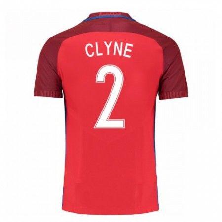 England 2016 Nathaniel Clyne 2 Borte Drakt Kortermet.  http://www.fotballteam.com/england-2016-nathaniel-clyne-2-borte-drakt-kortermet.  #fotballdrakter