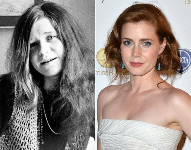 Amy Adams to star in Lee Daniels' Janis Joplin biopic  The 'American Hustle' star has been tapped to play the late rocker in a new film by the 'Precious' director.    Read more: http://www.nydailynews.com/entertainment/tv-movies/amy-adams-star-lee-daniels-janis-joplin-biopic-article-1.1435221#ixzz2cqo6MMf7