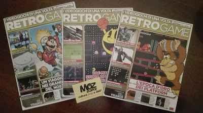 Retrogame Magazine, i videogiochi di una volta Dopo il megaspeciale uscito nella scorsa primavera, Retrogame Magazine è diventata una rivista vera e propria, serializzata bimestralmente dalla Sprea Editore. Cento pagine ricche di articoli, inter #videogiochi #videogames #retrogaming