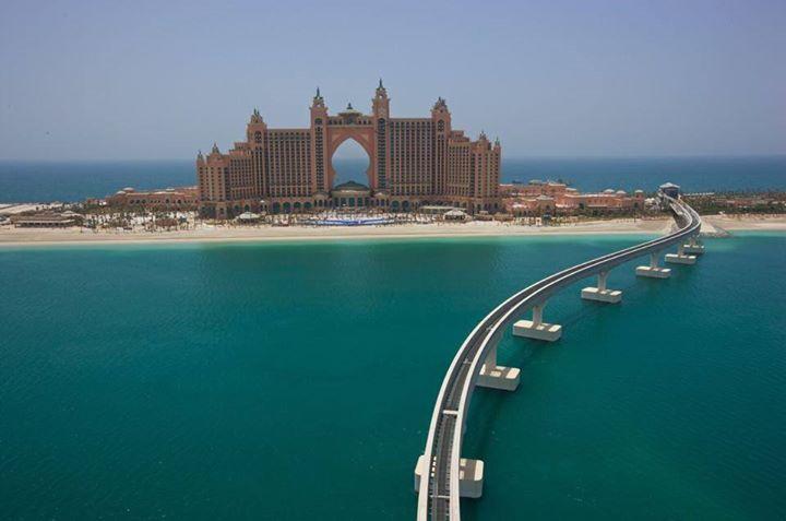 Bem exótico este local para passar férias não?