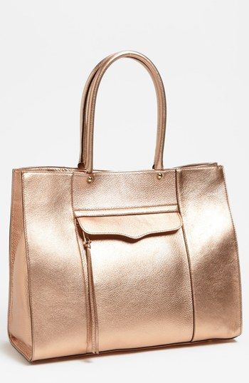 Rebecca Minkoff 'M.A.B.' Leather Tote available at #Nordstrom