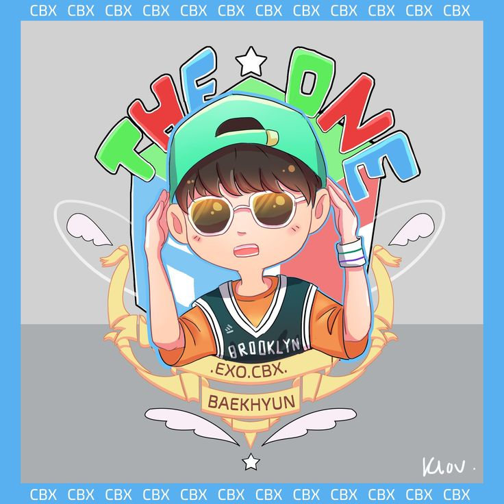 Cute CBX Baekhyun