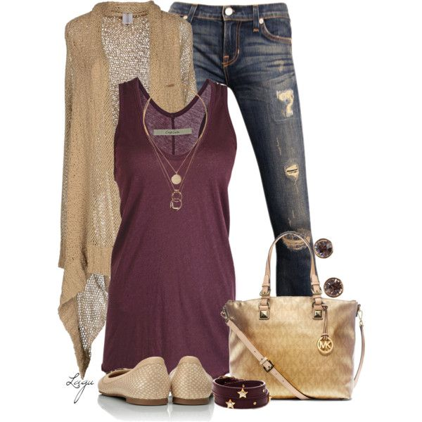 Burgundy and Gold