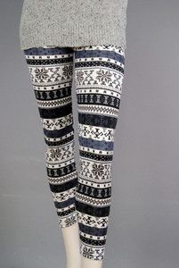 LEGGINGS NORWEGER Hose Leggins Legins NEU | eBay